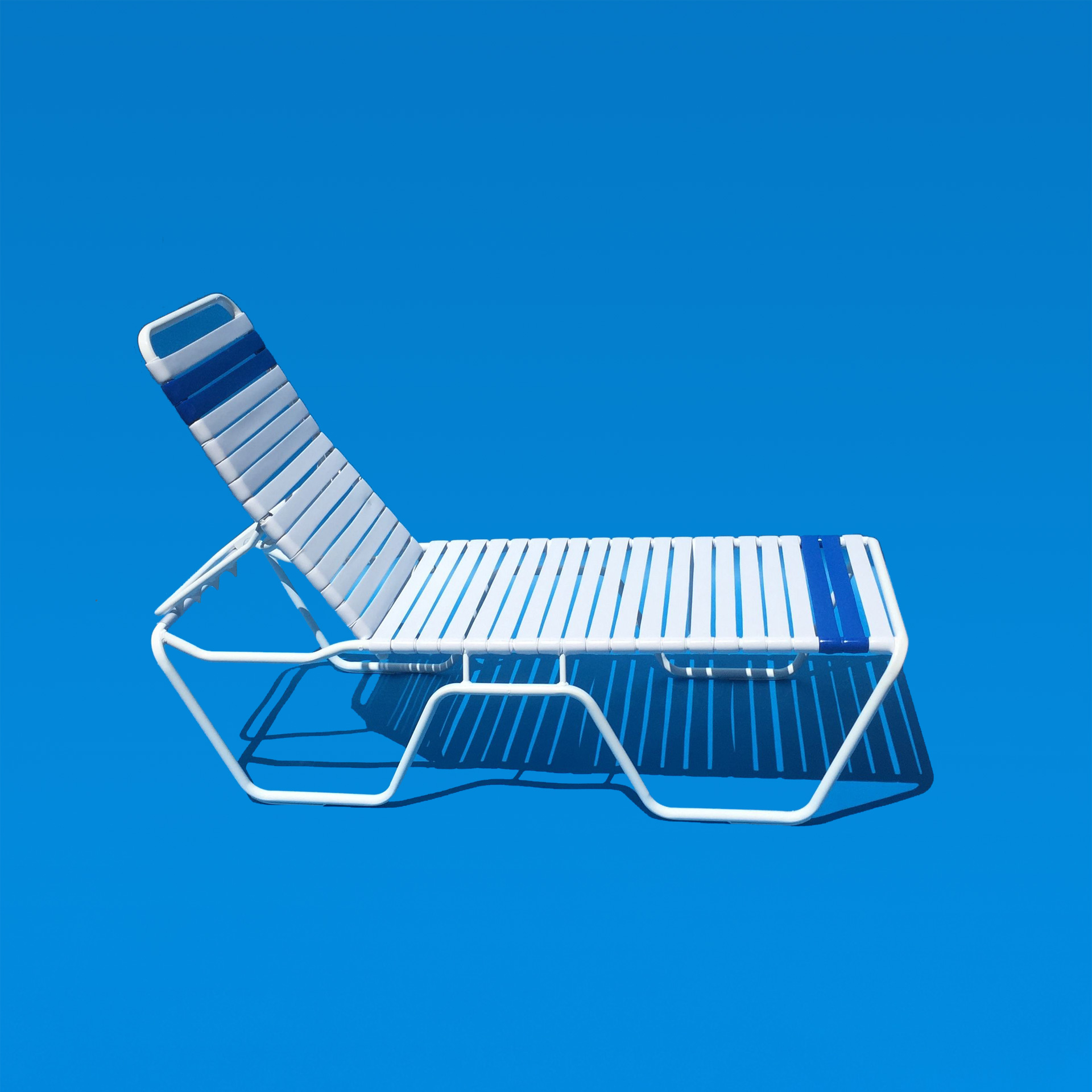 Aluminum Chaise Lounge 16 Tall Patio Furniture By Dr Strap