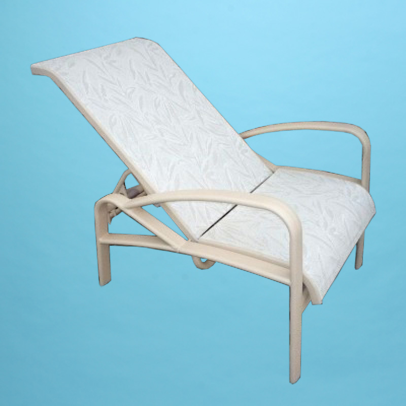E 90 Eclipse Reclining Chair Patio Furniture By Dr Strap