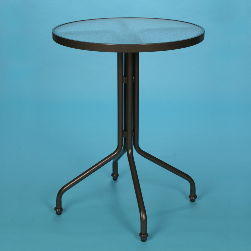 S 36a Sierra Line 36 Quot Round Acrylic Bar Table No Hole