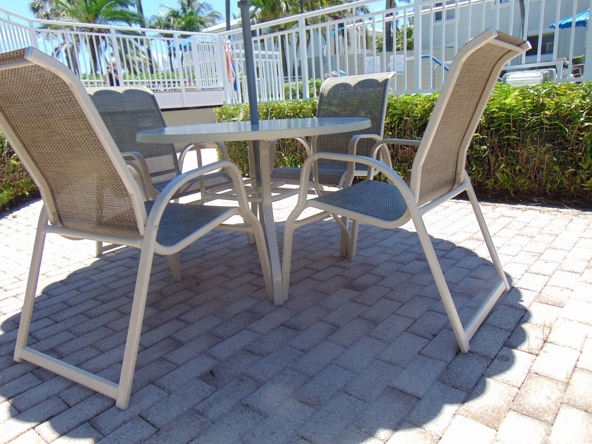 Berkshire By The Sea Delray Beach Fl Patio Furniture