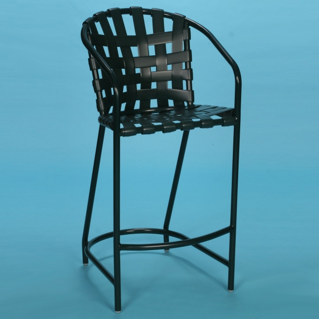 J-75 strap line bar chair