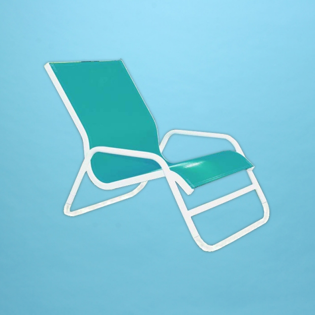C-40SL classic sling line sand chair with arms