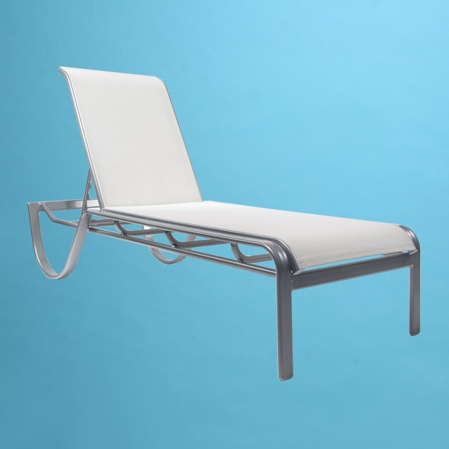 E-159 Eclipse armless Chaise lounge