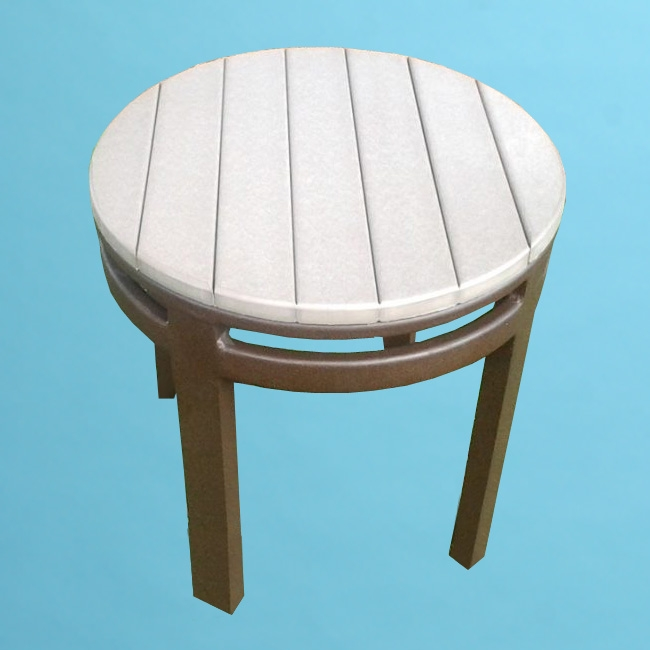 "ECO 18"" wood round table"