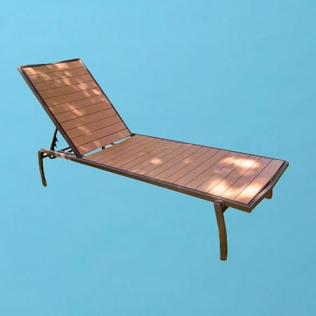 ECO wood lounge