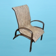 E-50 Eclipse Sling line dining chair