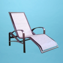 E-175 Eclipse ergonomic rocker chaise lounge for relaxed comfort