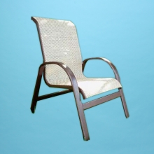 E-49 Eclipse Sling line café chair