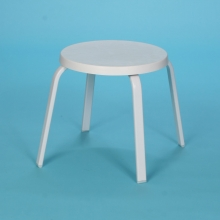 "18"" Commercial Grade round fiberglass top table"