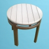 "ECO 18"" wood round table"