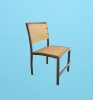 ECO wood chair no arms